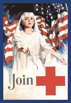 Join, American Red Cross