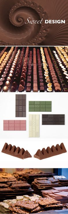 Art food: how shape and texture can affect the flavor. Like Chocolate, Switzerland, Feel Good, Perspective, Stress, Designers, Passion, Change, Posts