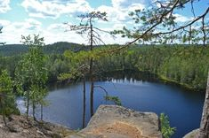 Finland National Parks, hiking in Finland, camping in Finland