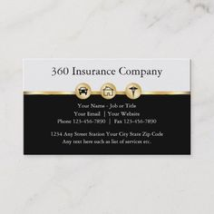 Multi Line Insurance Business Cards Zazzle Com Business Insurance Insurance Car Insurance