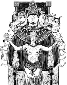 Mike Perry Art. Com: Glorantha