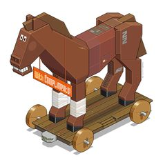 ST_trojan_horse by Totto Renna, via Behance