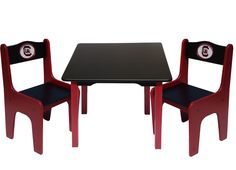 NCAA South Carolina University of South Carolina Table & Chair Set