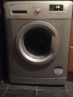 7kg Beko Silver Washing Machine