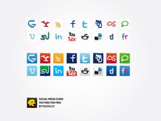 social media icons - Google Search