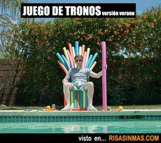 Juego de tronos temporada de verano.