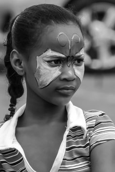 Attitude at a festival. Attitude, Carnival, Face, Artwork, Photography, Painting, Work Of Art, Photograph, Painting Art