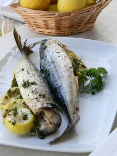 fish-012 Fish Recipes, Healthy Recipes, Healthy Food, Pesto, Food And Drink, Yummy Food, Cooking, Baking Center, Delicious Food