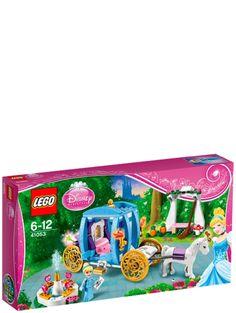 Lego, Tuhkimon lumottu vaunu