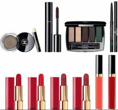 Chanel Holiday 2017 Numeros Rouge Libre Collection launches in October 2017 and will feature new and limited edition makeup items.
