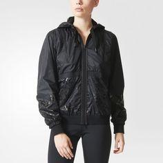 Climastorm Running Jacket - Black