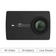 YI 4K Action Sport Camera