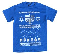 Rocket Factory UGLY CHRISTMAS SWEATER HANUKKAH DESIGN T-SHIRT BLUE XL Rocket Factory,http://www.amazon.com/dp/B00ACQ2NC0/ref=cm_sw_r_pi_dp_K3LPsb0XDYFY7VY0