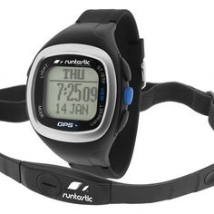 Hot New Release! Runtastic GPS Sports Watch with Heart Rate Monitor - Runtastic GPS Watch The Runtastic GPS Watch and Heart Rate Monitor offers much more than simply measuring your heart rate. It also has an electronic compass and GPS navigation Running Gps, Fitness Monitor, Gps Sports Watch, Design3000, Fitness Watch, Heart Rate Monitor, Watches Online, Sport Watches, Smart Watch