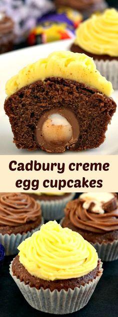 Cadbury creme egg cu