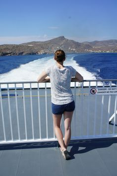 All the details for an amazing island hopping trip in the Cyclades, in Greece!