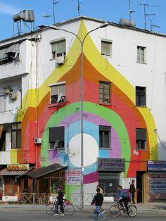 Tirana, Albania. http://www.australiahouses.com.au/