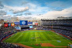 NYCFC x Yankee Stadium