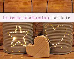 Relasé: Lanterne in alluminio Fai da Te - come bucarle senza rovinare la scatola in alluminio?