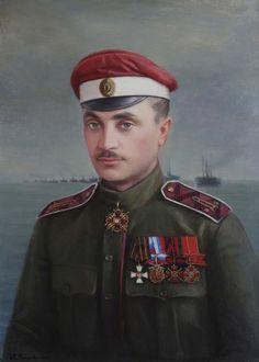 Портрет В. Г. Харжевского.