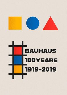 Bauhaus 2019 / trend on Behance Design Bauhaus, Bauhaus Art, Bauhaus Style, Design Visual, Graphisches Design, Graphic Design Magazine, Magazine Design, Geometric Graphic Design, String Art