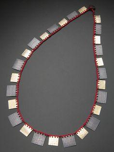 Erica Schlueter, Cleo necklace | Эрика Шлютер, ожерелье «Клео»
