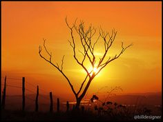 Por do Sol - Governador Valadares - MG