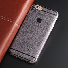 Newest Fashion Luxury For iphone 6 6s 5 5s SE 6plus Case Cute Candy Colors Dot Shinny Glitter TPU Phone Cases Back Covers