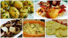 Recetas de patatas como guarnición. Recetas fáciles y sorprendentes a bajo precio.