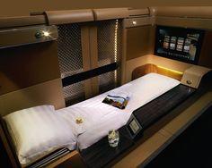 Ethiad Airways Diamond First Class Suite