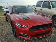 www.bidgodrive.com #salvage #forsale #FORD #MUSTANG #GT #mustang50 #v8 #stang #exotic #cars #bid #buy #speed #fast #auction #race #usa #americanmuscle #shelby #gt500 #cobra #stang #ponyup #pony #burnouts #saleen #vortech #SUPERCHARGED #roush 2017