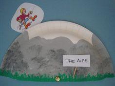 Mountain Climber Mountain Crafts For Kids, Everest Vbs, Mount Everest, Mountain Climbers, Vacation Bible School, Vbs Crafts, Bible Crafts, Preschool Crafts, Kindergarten, Signs, Switzerland, Climbing, Europe