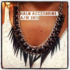 Collar Biarritz  Www.facebook.com/HaloAcc