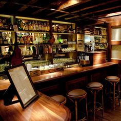 Visit before you die.  The Dead Rabbit Grocery and Grog, New York It's hard to imagine how a bar that's only been open since the beginning of 2013 made it onto thi...
