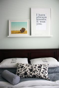 I really need some January cures! @apartment therapy: Day 6: Choose a Piece of Artwork & Get Going on Framing It Apartment Therapy January Cure