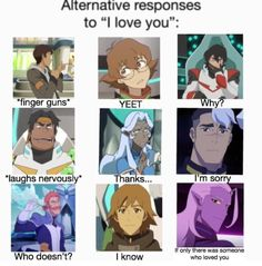 *finger guns*<<lotors  if he ays that to Allura I give the entire fandom permission to punch him.