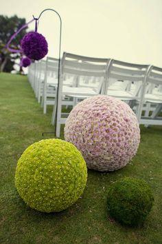 Cool wedding decorations