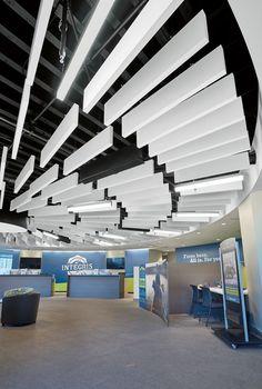 125 Best Acoustic Baffle Ceilings Images In 2019