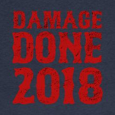 5da8c50ea Redsox - T-Shirt on TeePublic. The damage is done so grab this vintage Red  Sox 2018 Championship Shirt.