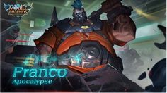 [New]August Starlight's Member Skin - Apocalypse Franco - News - MobileLegends - Powered by Discuz!