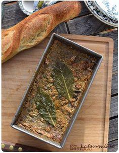 terrine de foie de volaille Ceviche, Carpaccio, Kitchenette, Sheet Pan, Entrees, Cooking, Food, French, Drinks