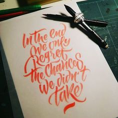 Word.  #caligrafia #calligraphy