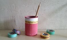 Puszki jak malowane - Klinika DIY Diy, Bricolage, Do It Yourself, Homemade, Diys, Crafting