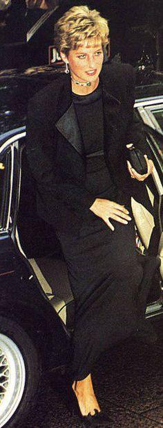 Activités de Diana du mois de Juillet 1993 _Suite