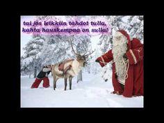 Joulupukki - YouTube