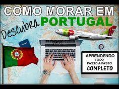 E book COMO MORAR EM PORTUGAL