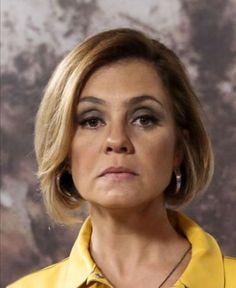 Adriana Esteves - Foto: Divulgação / TV Globo