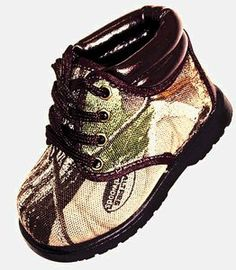Realtree Baby Items | Camo Realtree Boots Infant Toddler | eBay