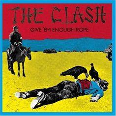 clash albums | Give 'em Enough Rope Album Cover Parodies