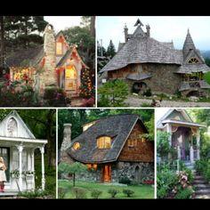 Little cottages